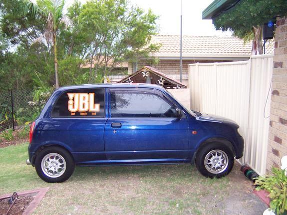 2000 Daihatsu Cuore #1