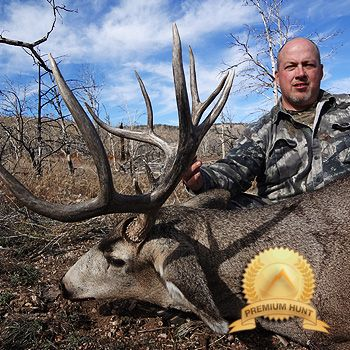 Arizona Kaibab Mule Deer Hunts in Units 12A West or 12A East