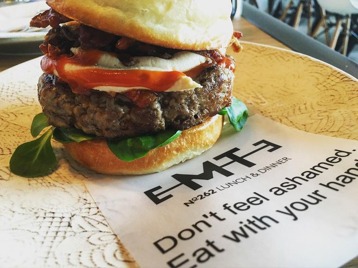 EMTE - Best burger in Bucharest - Just a shame it's in the middle of nowhere, you'll need a taxi.