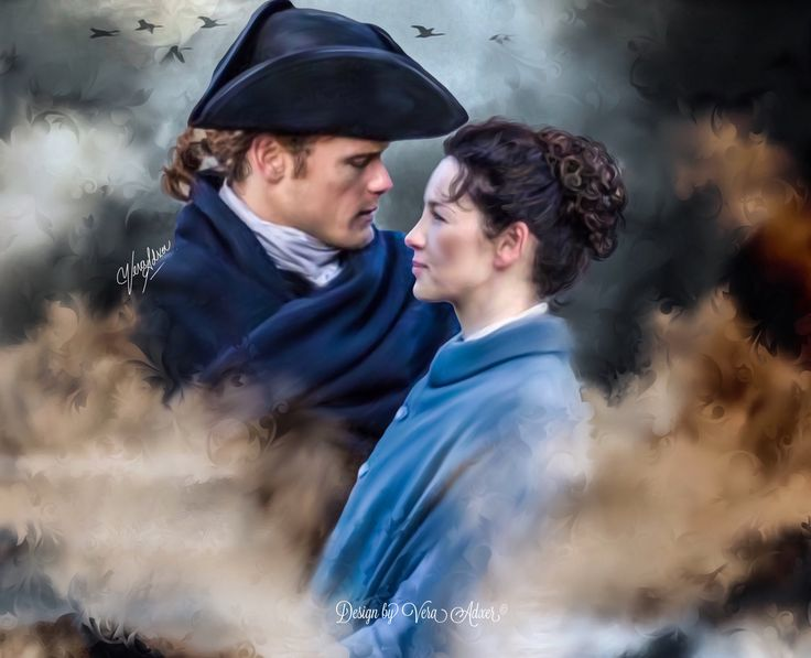 718 best scotland outlander images on pinterest claire fraser a lovely start to yer weekend created by the lovely fandeluxe Gallery