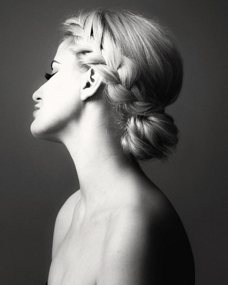 www.estetica.it | Credits Hair: Mary Brunetti @Intercoiffure America Canada Make up: Ilise Harris Photo: Babak