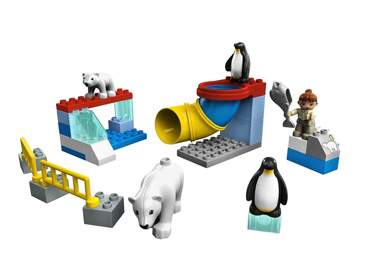 montage lego duplo zoo