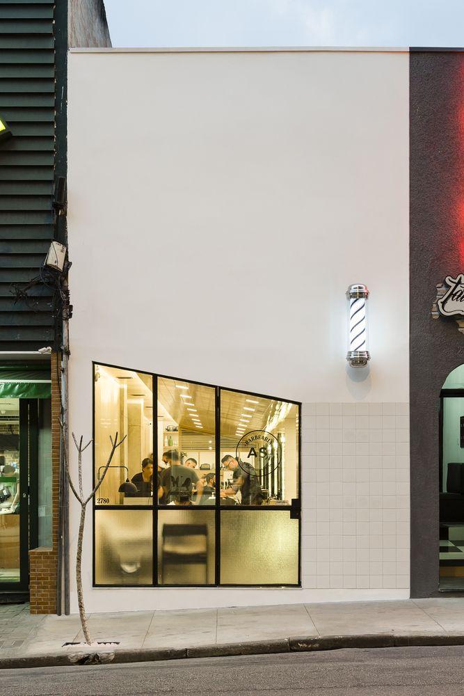 Gallery of A.S. Barbershop / Felipe Hess - Sao Paulo, Brazil