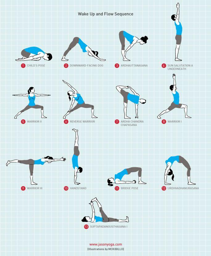 Essential Sequence: Wake Up and Flow | Jason Crandell Vinyasa Yoga Method