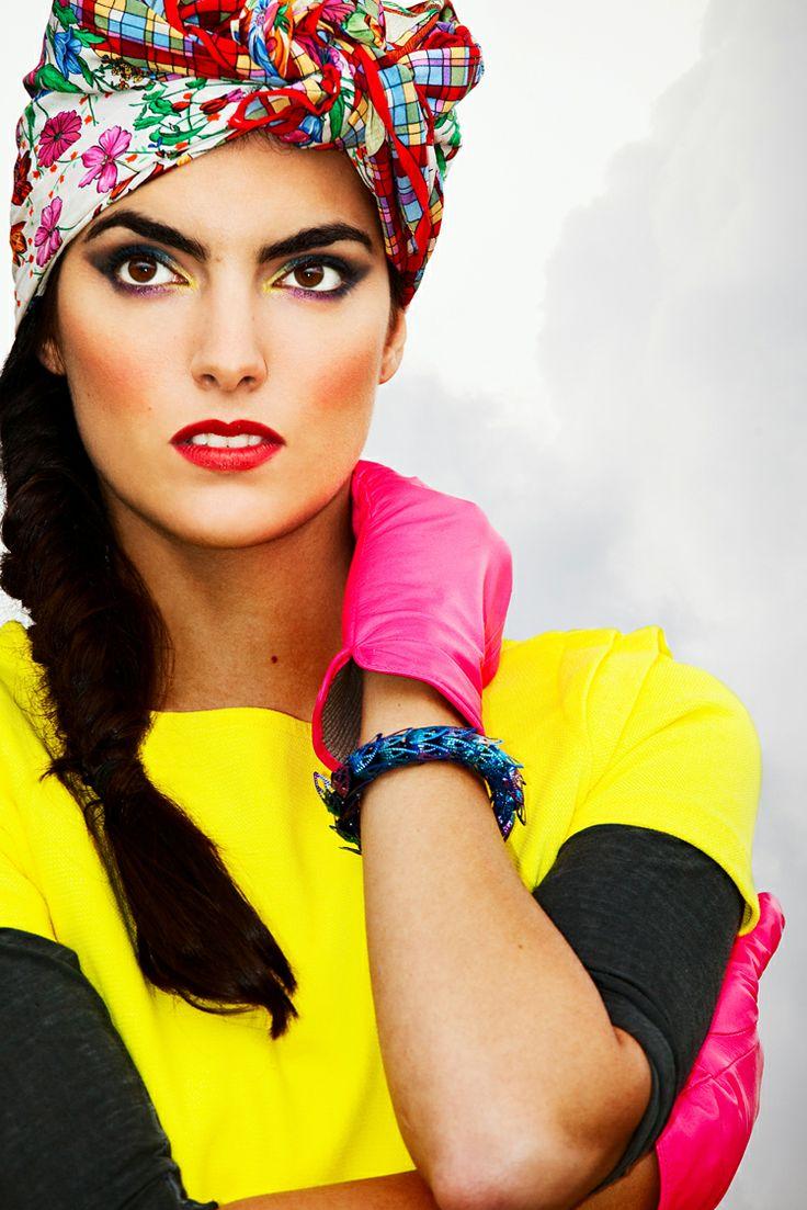 Photo: @Mayphotographer  Model: Lucía Galeán Style: Eunice García Makeup & Hair: www.maquillateconmigo.com