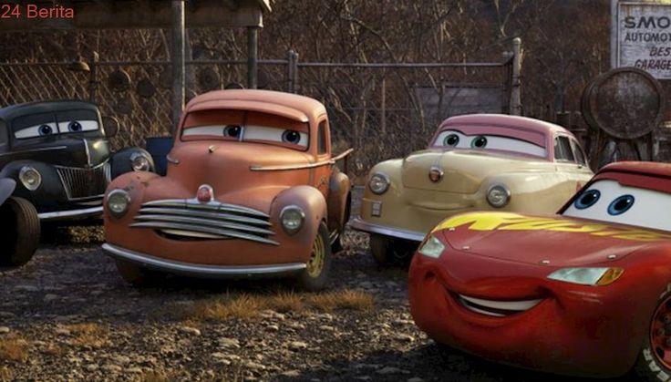 Lima Hal Menarik pada Film Animasi Cars 3