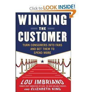 Winning the Customer. Written by former CMO of the New England Patritots