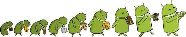 Android 5.0 Key Lime Pie llegará en octubre y funcionará en móviles con 512 MB de RAM