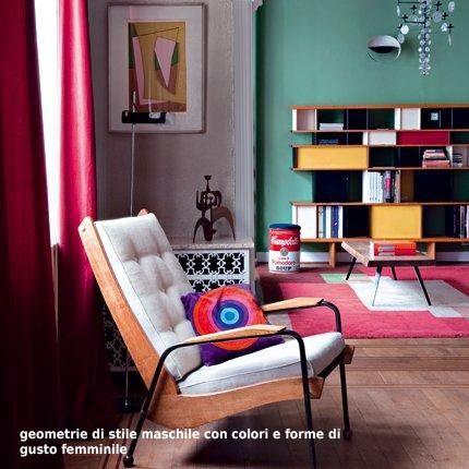 Lo #zenzeropensiero del interior #architect #designer Nico Tropea, ZENZEROdesign come ogni #Lunedì su #sposarreda!!! Arredare con Stile #maschio o con stile #femmina???