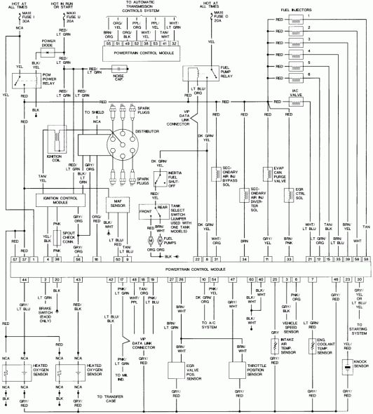 Ford E250 Trailer Wiring Diagram di 2020
