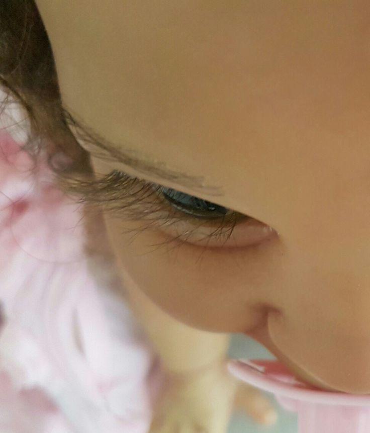 Reborn eyelashes