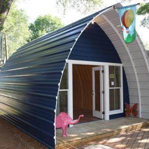 Metal Home Kits: Texas Barn Home Barn Metal Homes Kit Homes Texas Home Design