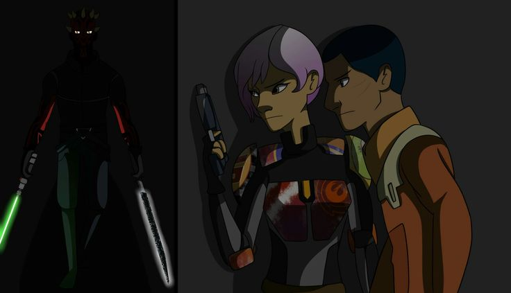 349 best images about Ezra and Sabine on Pinterest ...
