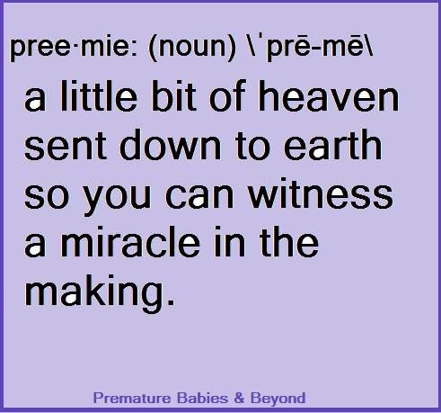Premature Babies & Beyond #prematurityawareness #preemie