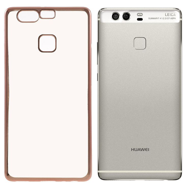 Peapod Halo Series Metallic TPU Flexi Rear Case for Huawei P9 - Rose GoldMetallic edges, shiny and smoothTransparent clear see-through back designAll wrapped back and edgesAll ports and controls accessibleQuick and easy installationCompatible with:Huawei P9Package included:1 x Peapod Halo Series Rear Case