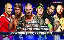WWE Elimination Chamber 2014 HD Wallpapers and Pictures | HD Wallpapers Free Download