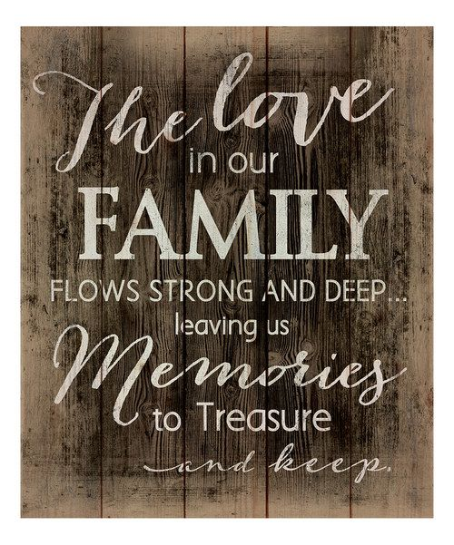 Love this 'Memories to Treasure' Pallet Wall Art by P. Graham Dunn on #zulily! #zulilyfinds