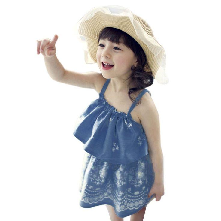 $5.69 (Buy here: https://alitems.com/g/1e8d114494ebda23ff8b16525dc3e8/?i=5&ulp=https%3A%2F%2Fwww.aliexpress.com%2Fitem%2FNew-For-Infant-Baby-Girl-Ruffled-Princess-Dress-Sleeveless-Strappy-Summer-Beach-Dresses-2-6Y%2F32684752509.html ) Infant Baby Girl Ruffled Princess Dress Sleeveless Strappy Summer Beach Dresses 2-6Y for just $5.69