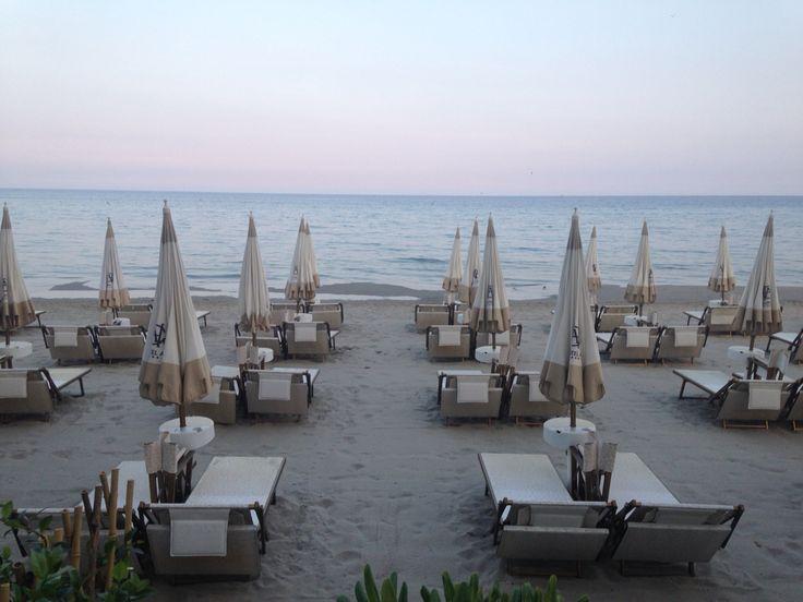 #Sea #Alassio #tramonto