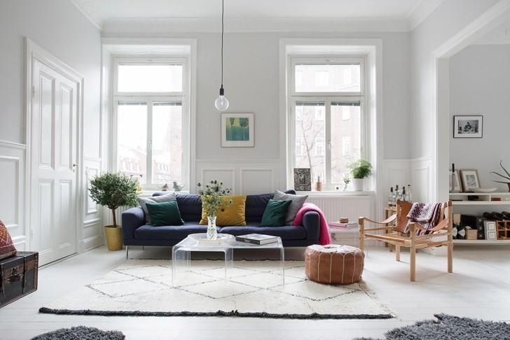Scandinavian Design House Miami Dining Room Woman Fashion Decoration Furniture Interior Design Scandinavian Interior Design Home