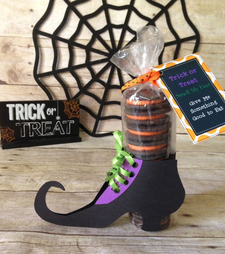 Witch Boot Halloween Decorations