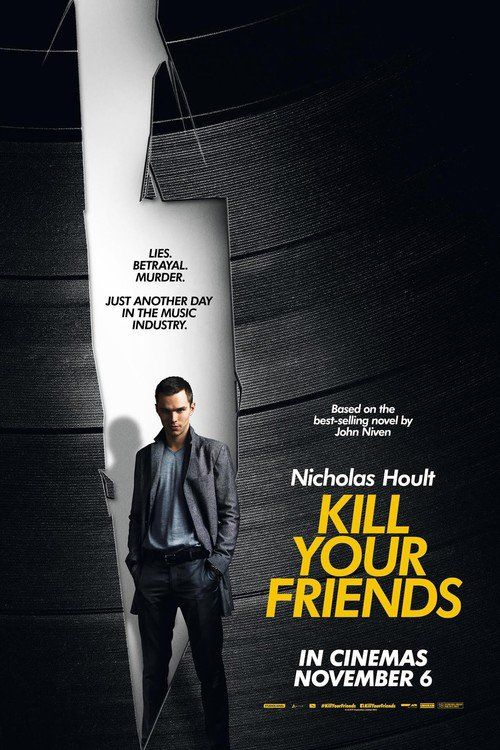 Kill Your Friends 2015 Full Movie Download Link check out here : http://movieplayer.website/hd/?v=2474958 Kill Your Friends 2015 Full Movie Download Link  Actor : Nicholas Hoult, Tom Riley, James Corden, Rosanna Arquette 84n9un+4p4n