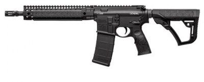 Daniel Defense 02-088-11034 DDM4 V4S SBR Rifle 5.56mm 11.5in 32rd Black  for sale at Tombstone Tactical.