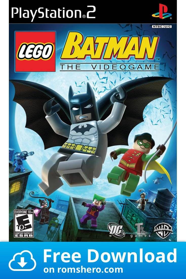 Lego Game Batman