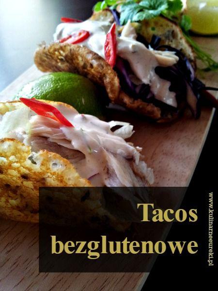 Bezglutenowe tacos