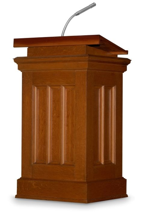 23 Best Images About Podium On Pinterest Red Oak Diy