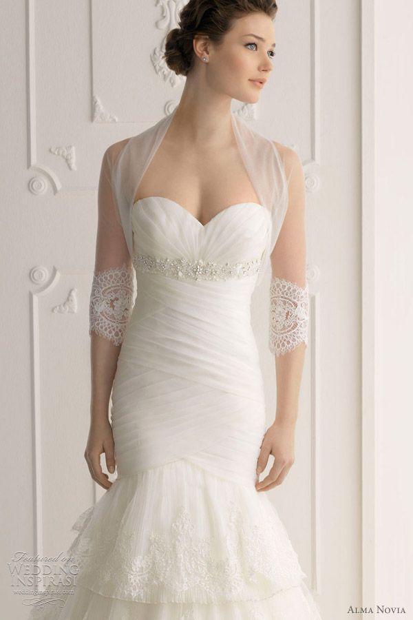 Alma Novia 2012 Wedding Dresses | Wedding Inspirasi