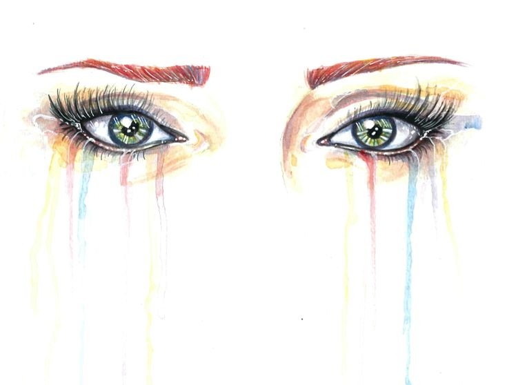 Gallery For > Crying Eye Drawing Tumblr | Eyes | Pinterest ...