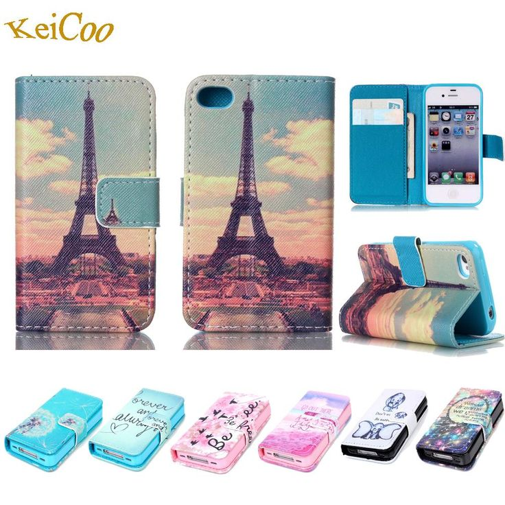 Brand Phone Case For Samsung Galaxy S3 I9300I Cover Flip Cartoon Printing PU Leather Covers galaxi S3 Neo I9301 Protect Shell
