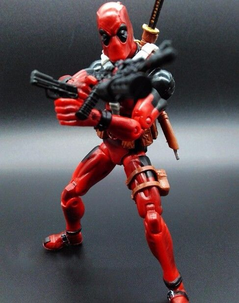 18cm Super hero Marvel X-MAN Deadpool figure PVC doll Deadpool Action Figure Collectible Toy Christmas gifts no Origin box  http://playertronics.com/products/18cm-super-hero-marvel-x-man-deadpool-figure-pvc-doll-deadpool-action-figure-collectible-toy-christmas-gifts-no-origin-box/