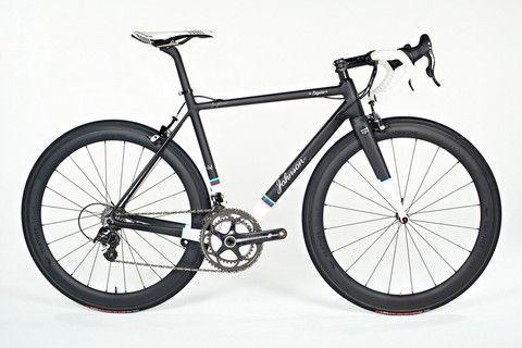 Esquire SL Campagnolo Record w/ Featherlight Empyrean | Johnson Bikes