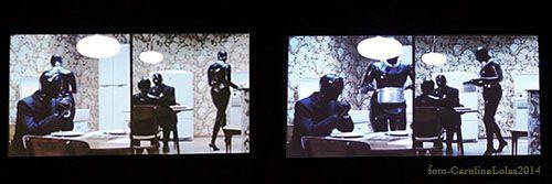 Nota sobre Erwin Olaf en muestra MAC 2014, revista escaner cultural, columna Inmersividad