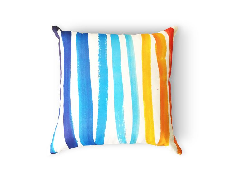 Sunrise 60cm cushion