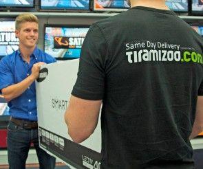 Amazon bekommt Konkurrenz von Media-Saturn durch noch besseren Same-Day-Delivery.