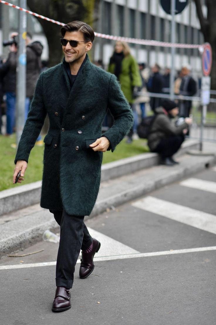 Milan Men's Fashion Week AW18: best street style | British GQ #MensFashionFormal