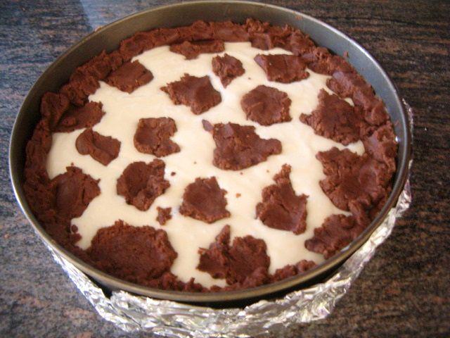 """Пирог шоколадно творожный """"Жираф"""" - Сладкий мир"""