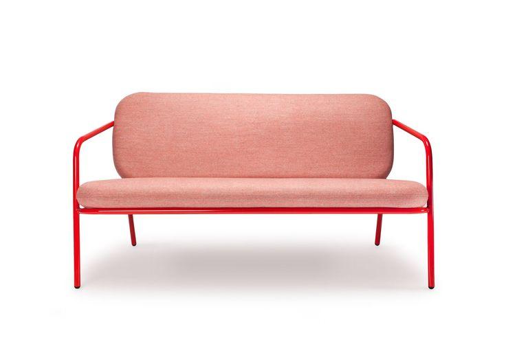 Working Girl Sofa by David Irwin