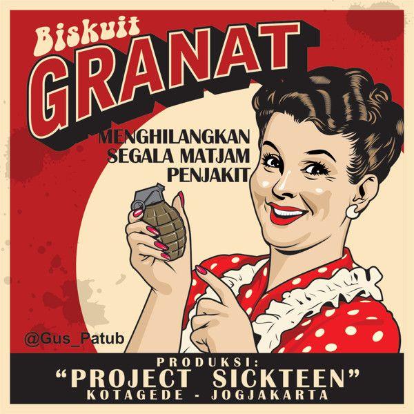 Biskuit Granat