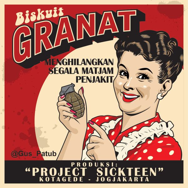 Granat on Behance