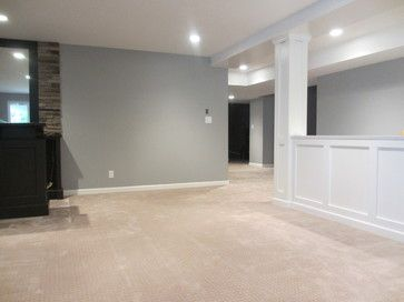 Basement Renovation - contemporary - basement - vancouver - Marcusray Designs