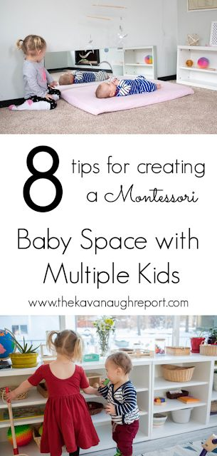 Making ready a Montessori Child House When You Have A number of Youngsters