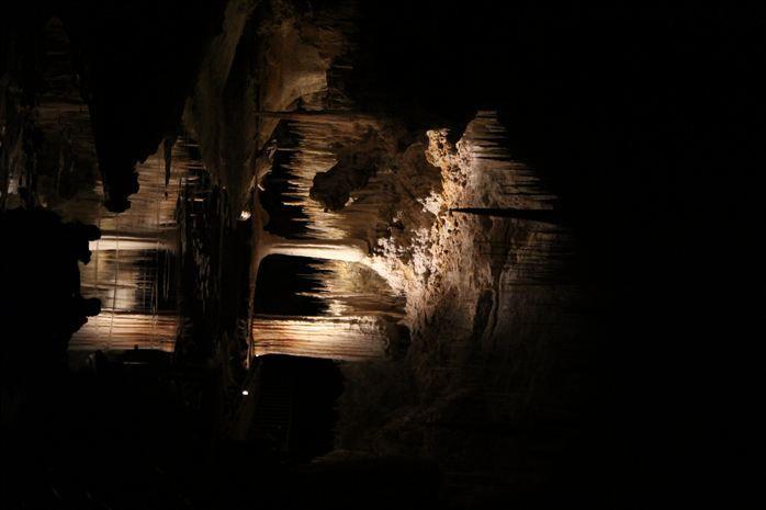 Cave Table Reflection by tudorandrei2