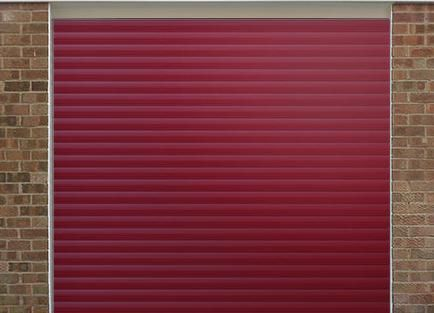Our Roller Shutter Garage Doors are available in a range of colours including red! & 88 best Roller Shutter Garage Doors images on Pinterest | Roller ... pezcame.com