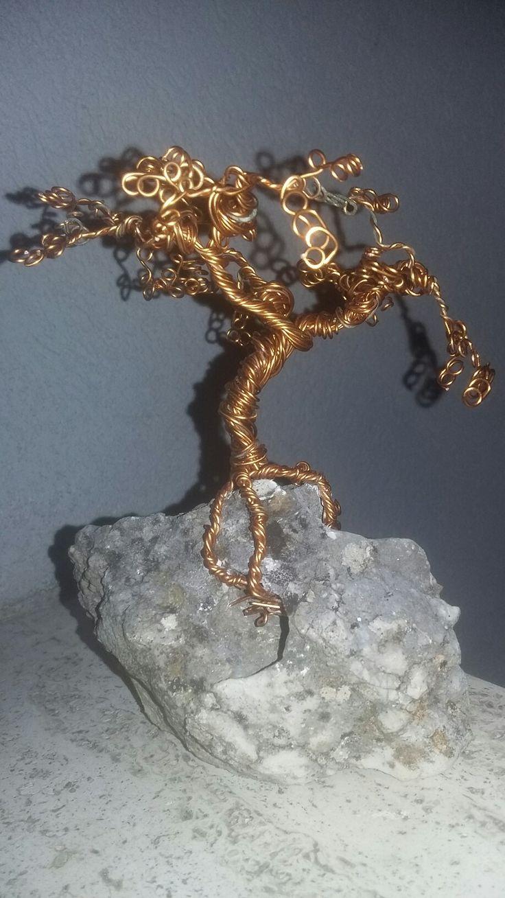 Handmade Wire tree of Life