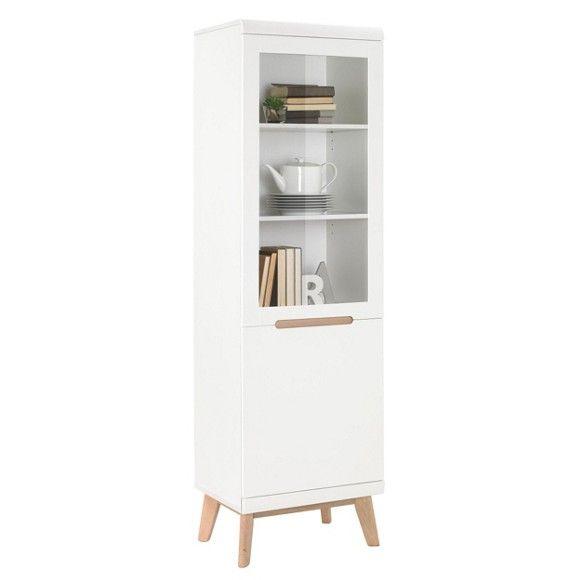 die besten 25 vitrine wei ideen auf pinterest schrank mit glast ren vitrinenschrank wei. Black Bedroom Furniture Sets. Home Design Ideas