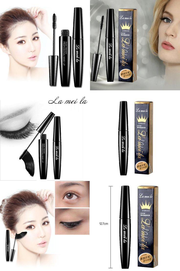Longwearing Cosmetics 3D Fiber Black Mascara Eyelashes maquiagem Thick Make up Eyelashes Waterproof Mascara Latest Technology-in Mascara from Beauty & Health on Aliexpress.com | Alibaba Group